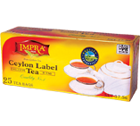 Чай «Ceylon Label» TM Impra 25 пак.
