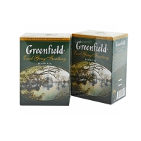 "Чай ""Greenfield"" Earl Grey Fantasy, 100 г."