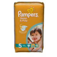 Подгузники Pampers Sleep&Play Junior 5, 11-16 кг, 58 шт.