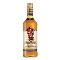 "Ром Captain Morgan ТМ ""Spiced Gold"" 0,5 л"