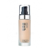 MAKE UP FACTORY Тональная основа Velvet Lifting Foundation Rosy Natural, в ассорт.