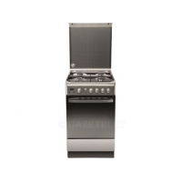 Плита газовая Hotpoint-Ariston H5GG5F (X) UA