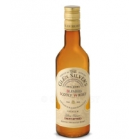 Виски Whisky Glen Silver's Scotch 40%, Испания, 0,5 л