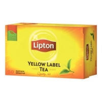 Чай «Yellow Label Tea», TM «Lipton», 50 пак./уп.
