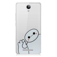 Чехол-накладка Cartoon Baymax для Xiaomi Redmi Note 2