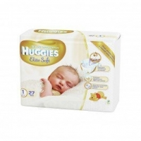 Huggies Elite Soft в ассорт.