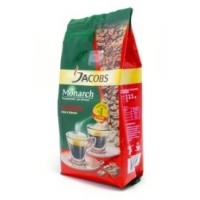 Кофе зерно Jacobs Monarch Espresso, 250г
