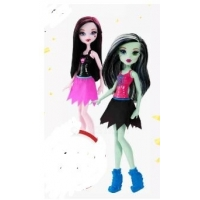 Кукла «Упирлидерка» Monster High в ассортименте.