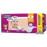 Подгузники Helen Harper Baby Junior 11-25 кг 54 шт (5411416029755)