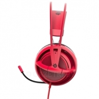 Гарнитура STEELSERIES Siberia 200 Forget Red (51135)