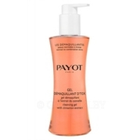 PAYOT Очищающий гель с дозатором Gel Demaquillant D'Tox 200 мл