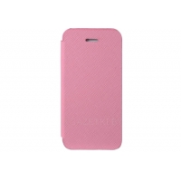 Чехол для телефона Avatti Mela Hori Cover MKL iPhone 5/5S розовый