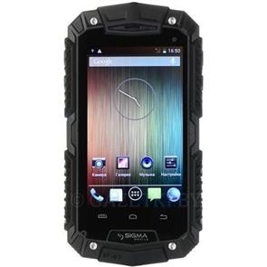 Смартфон SIGMA mobile Х-treme PQ16 black Киеве