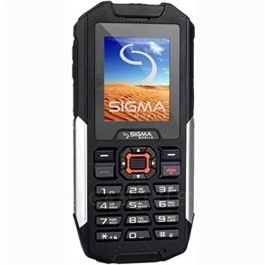 Мобильный телефон SIGMA Mobile X-treme IT68 Black Киеве