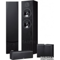 Yamaha Set NS-51 (NS-F51+ NS-P51) Blackl
