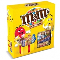 Набор конфет M&M's & Friends Gift Box, 201 г