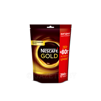 NESCAFE Gold Кофе растворимый, 280+80 г