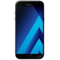 Смартфон SAMSUNG SM-A720F Galaxy A7 DS Black