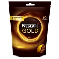 Кофе растворимый Nescafe Gold, 30 г