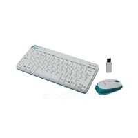 Набор LOGITECH Wireless Combo MK240 White