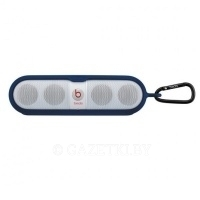 Чехол Beats Pill Sleeve (Blue/World)