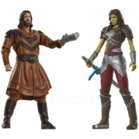 Фигурки Jakks Pacific Warcraft Лотар и Гарона 2 х 6.5 см (96254)