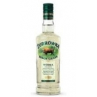 Водка Zubrowka Bison Grass 37,5%, 0,5 л