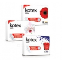 Прокладки Kotex Ultra Net Quadro Normal/Super Pads, 40/32 шт./уп.