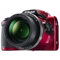 Фотоаппарат NIKON Coolpix B500 Red (VNA953E1)