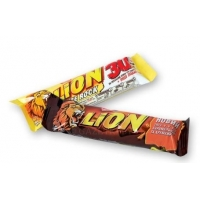 Батончик Lion White Rock/Lion ТМ «Nestle» - 42 г