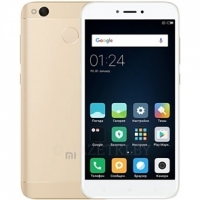 Смартфон XIAOMI Redmi 4x 3/32GB Gold