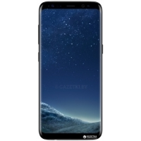 Samsung Galaxy S8 64GB Midnight Black + карта памяти 128гб!