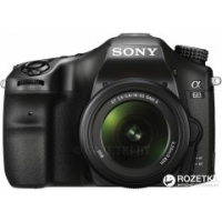 Sony Alpha ILCA-68 18-55mm Kit (ILCA68K.CEC) + карта памяти 64Гб!
