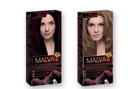 Крем-краска для волос «Мальва», в ассортименте Киеве