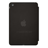 Смарт-чехол Apple Smart Case Leather Black для iPad mini