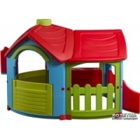 Игровой домик PalPlay Triangle Villa with extension (7290100906620)