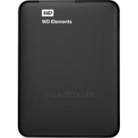 Накопитель 1TB WD BYNN0010BBK Element Black