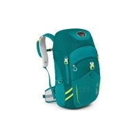 Рюкзак Osprey Jet 18 Real Teal (бирюзовый) O/S