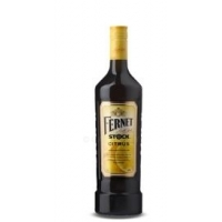 Настойка Fernet Stock Citrus 30% 1л