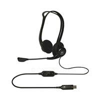 Гарнитура LOGITECH Headset PC 960 Stereo Headset USB, OEM