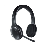 Гарнитура LOGITECH Wireless Headset H800