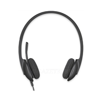 Гарнитура IT LOGITECH Stereo Headset H340