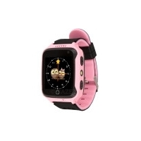Смарт-часы ATRIX Smart Watch iQ600 GPS Pink