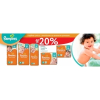 Pampers Sleep&Play до -20%