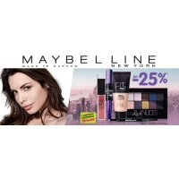 MAYBELLINE LINE NEW YORK MAKE IT HAPPEN