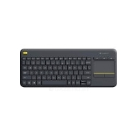 Клавиатура Logitech K400 Plus WL Black (920-007147)