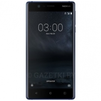 Смартфон Nokia 3 Dual Sim Tempered Blue