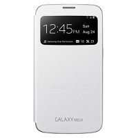 Samsung Galaxy Mega 6.3 S View Cover (белый)