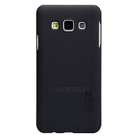 Чехол-накладка Nillkin Super Frosted для Samsung A3/A300 Black