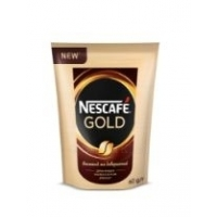 Кофе растворимый Nescafe Gold 120 г